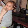 5 причин приучить новорожденного к слингу