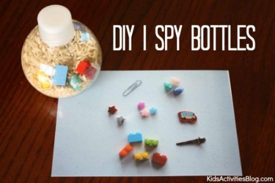 i spy бутылки своими руками