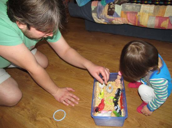 Как занимться с ребенком дома?