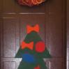 Наряжаем новогоднюю ёлку. Игра для детей своими руками