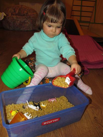 Развитие координации движений у детей