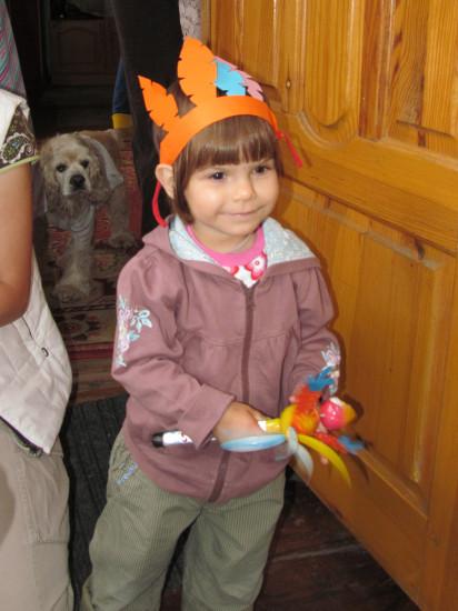 детские украшения ко дню рождения