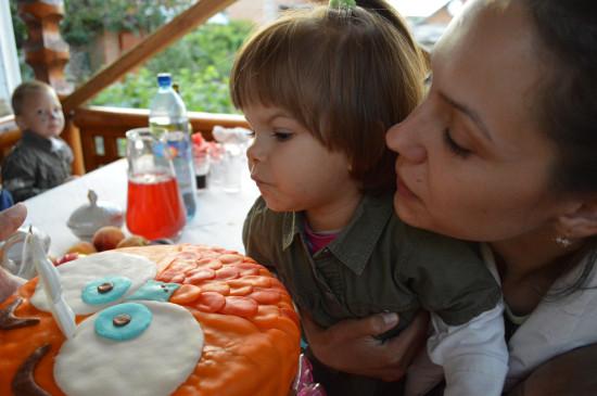 день рождения ребенка, тематический торт