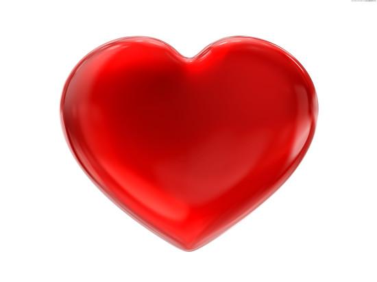 слова на букву с для детей, сердце