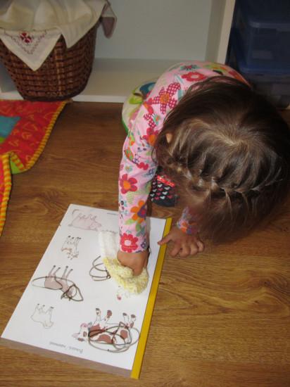 школа малышей, развивающие занятия для малышей