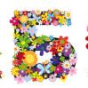 """Карточки для детей """"Цветочный алфавит"""""""