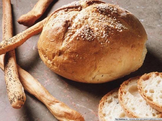 слова на букву Х для детей, хлеб