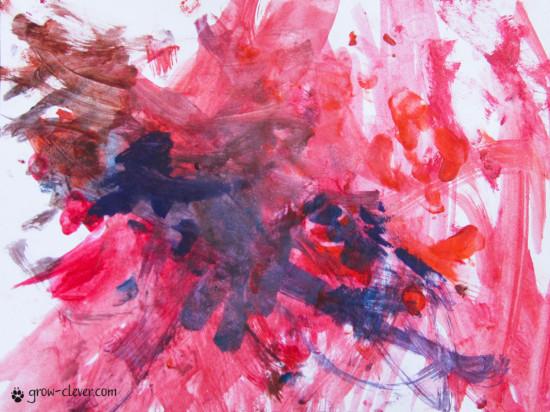 рисунок ребенка 2 года