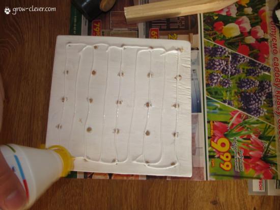 игра для детей геометрик своими руками