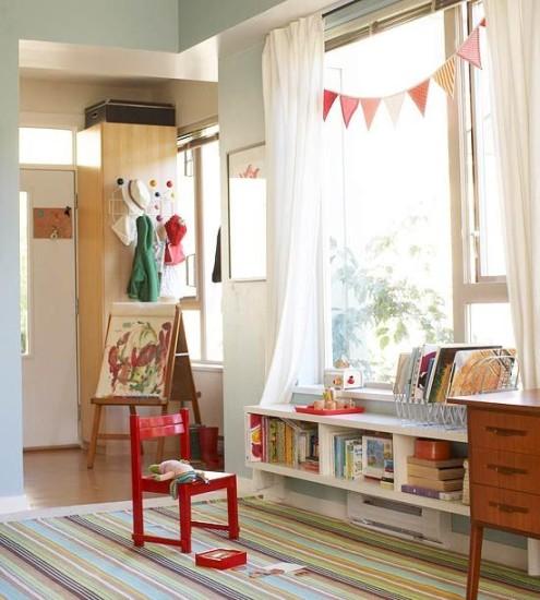 Монтессори, мольберт для детской комнаты