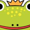 Царевна-лягушка из бумаги