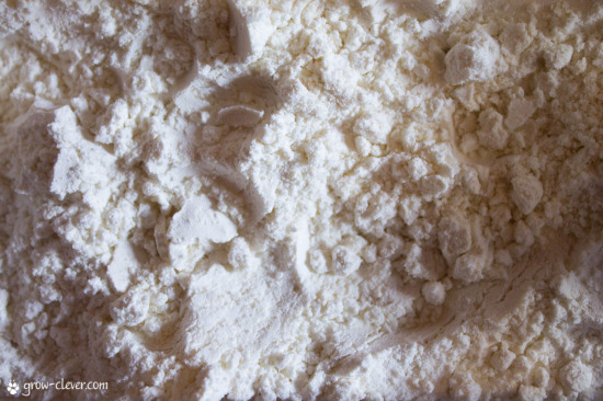 Рецепт живой песок своими руками