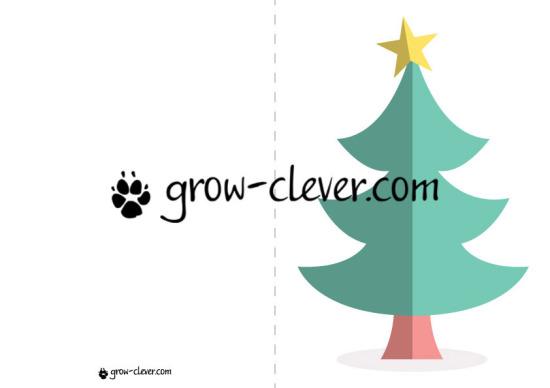 шаблон новогодней открытки бесплатно, игры для детей на тему зима, новый год, рождество, развивающие задания, шаблоны для поделок