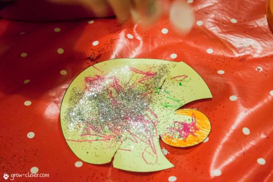 анел из бумаги своими руками к рождеству, шаблон скачать бесплатно