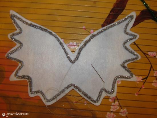 Как сделать ангела своими руками из ткани к Рождеству? Мастер-класс