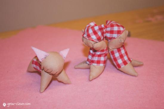 как пошить игрушку для ребёнка сарубобо своими руками?