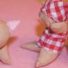 Миниатюрные куклы сарубобо для детей