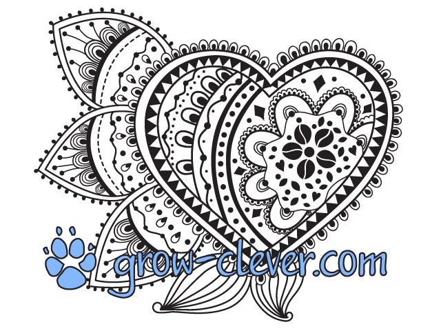 Весна: раскраски для детей и взрослых   Расти умным!