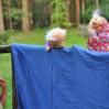 семейный отдых, летний лагерь под Киевом для всей семьи
