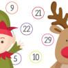 Супер простой адвент календарь + 31 задание на каждый день
