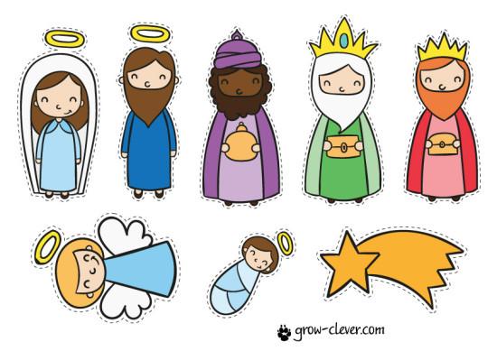 Рождественские фигурки своими руками