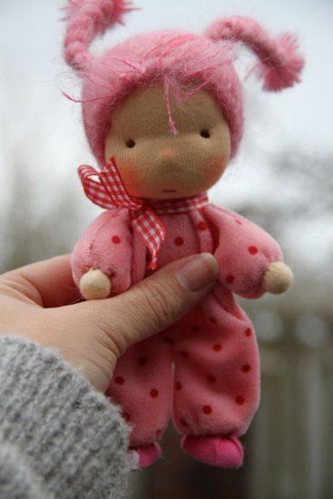 куколка для малышки