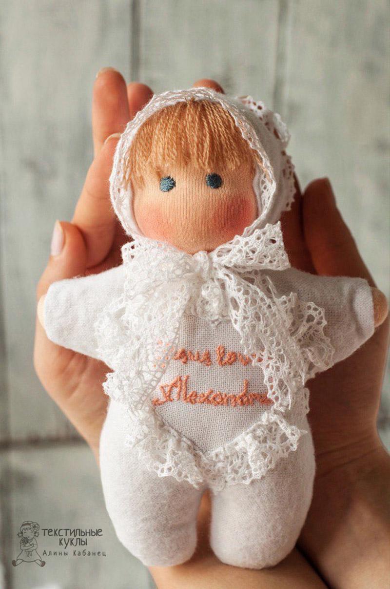 Как сделать вальдорфскую куклу фото 276