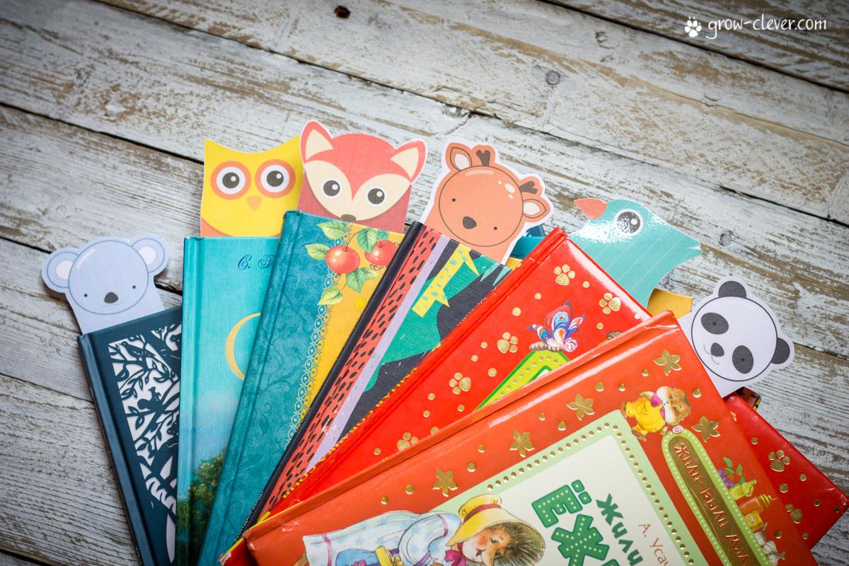 Детские закладки своими руками фото 384