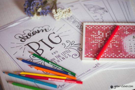 дневник, рабочие листы, планировщик для постанови целей на новый год, как ставить цели и их достигать? Достижение целей в новом году, дневник желаний
