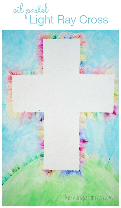 Easy Cross Canvas Paintings