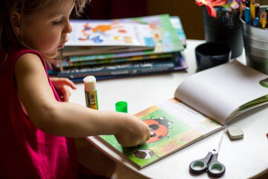 Кумоны, KUMON, тетради японские для детей