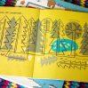 Следуй за линией, виммельбух, книги для рассматривания, книга для развития руки, подготовки руки к письму, развитие внимания, миф