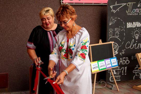 Начальная школа Тотоша Киев Троещина