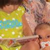 Монтессори. Книги с малышами и для малышей