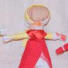 Кукла-мотанка за 10 минут