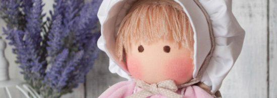 вальдорфская кукла своими руками, что такое вальдорфская кукла, куклы для самых маленьких, тряпичная кукла для малыша