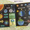 Книга инфографика для детей,